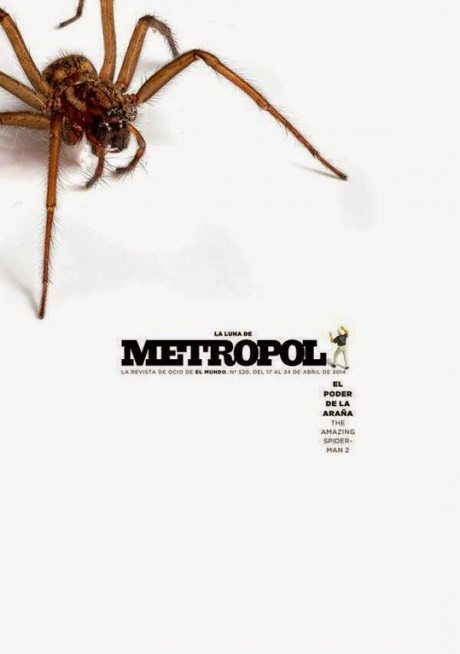 http://www.metropoli.com, metropoli, magazine, magazine cover, cover, illustration, typography