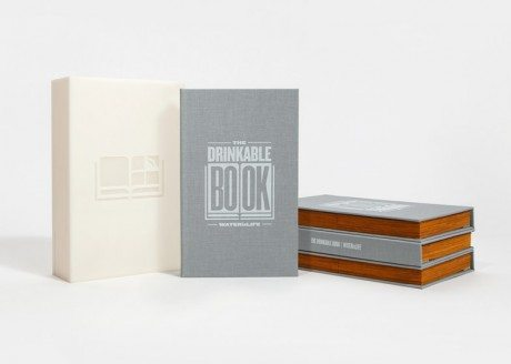The Drinkable Book, water is life, water, book, design, Brain gartside,