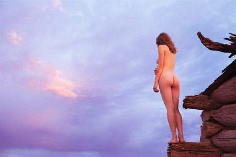 nude, naked, photography, Photographer, Ryan McGinley, America, exhibition, Vertical Color of Sound, Galerie Perrotin, Hong Kong