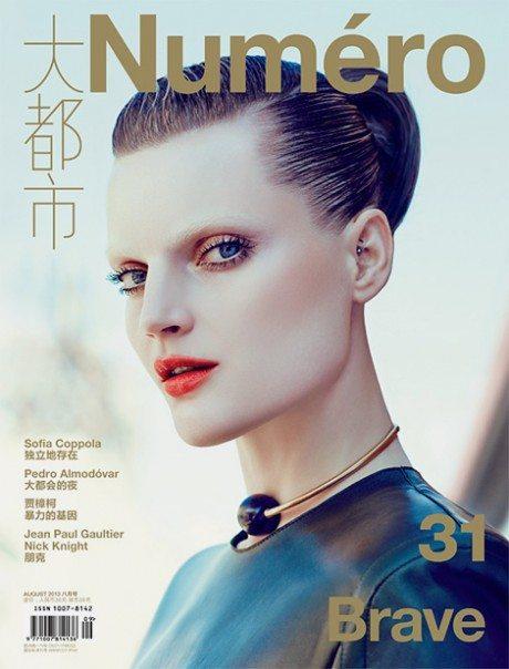 Guinevere van Seenus, fashion, photography, photographer, magazine, Txeme Yeste, numero, numero china, 31