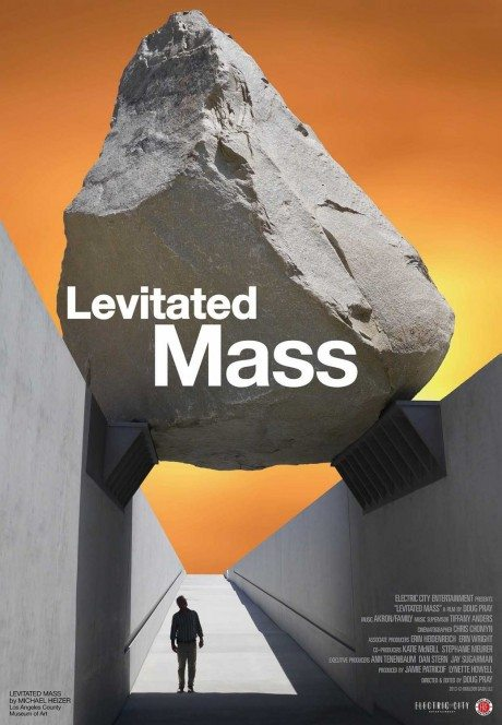 levitated mass, movie poster, typography, film, film poster, poster,