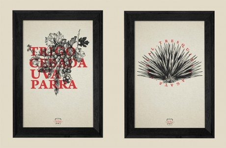 tres quince, mexico, mexico design agency, skinpop, identity, logo, branding, restaurant