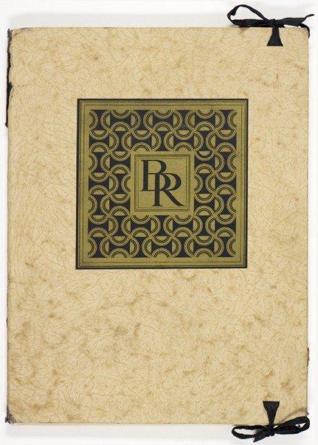 Catalogue of architectural ironwork, architecture, interiors, 1928, catalogue, Art deco, designer, Raymond Subes, E. Borderel & Robert, Paris