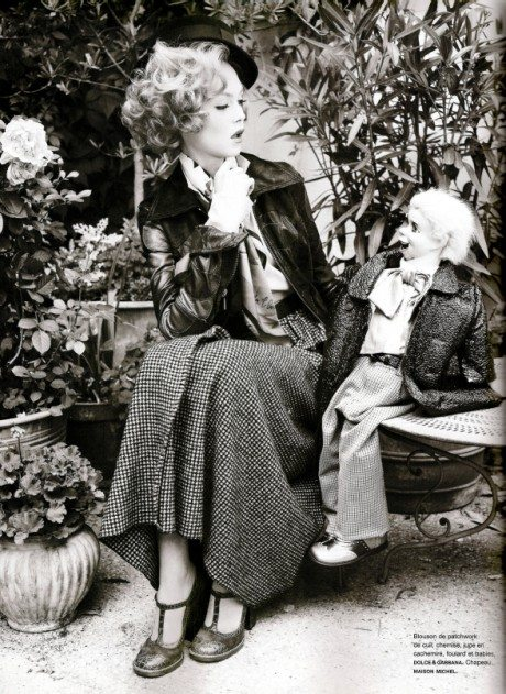 Roald Dahl, Numero magazine, 2008, controversial, Christina Crawford, Siri Tollerod, Charlie and the Chocolate Factory, Penguin, Penguin Modern Classic, books, publishing, Sofia Sanchez and Mauro Mongiello, Penguin, Mommie Dearest,