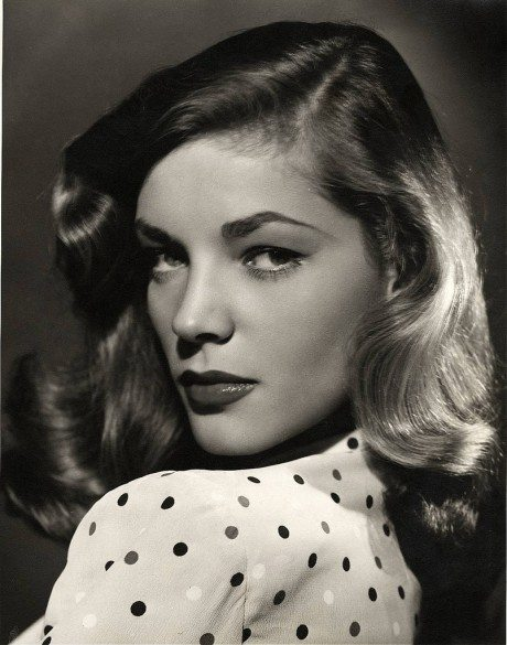 lauren bacall, movie star, icon, photograph, portrait,