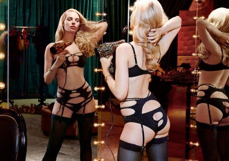 Christian Larson, agent provocateur, a/w 2014-2015, underwear, lingerie, stockings, suspenders, bra, knickers, sexy, Model, Ashley Smith, Dioni Tabbers, photography, Christian Larson