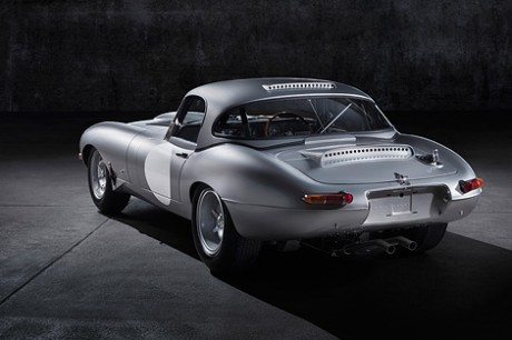 Jaguar's Special Operations division, continuation Lightweight E-Type, Lightweight E-Type, E-Type, car, automotive design, classic, classic car, icon, jaguar