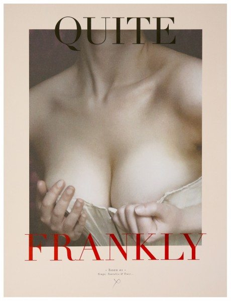 quite frankly magazine, quite frankly, magazine, erotic, the english group, nude, naked, sensual, sex
