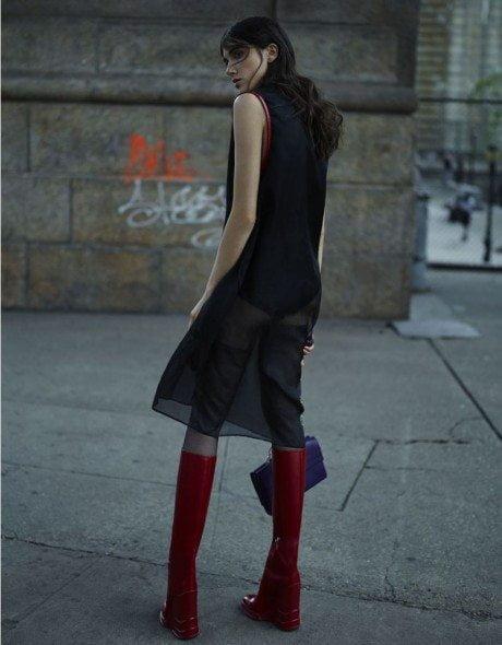 fashion, photography, editorial, September/October 2014, Wonderland, magazine, model, Ana Buljevic, photography, Thomas Whiteside