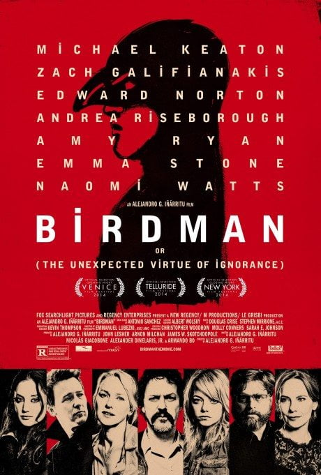 birdman, film poster, film, movie poster, poster