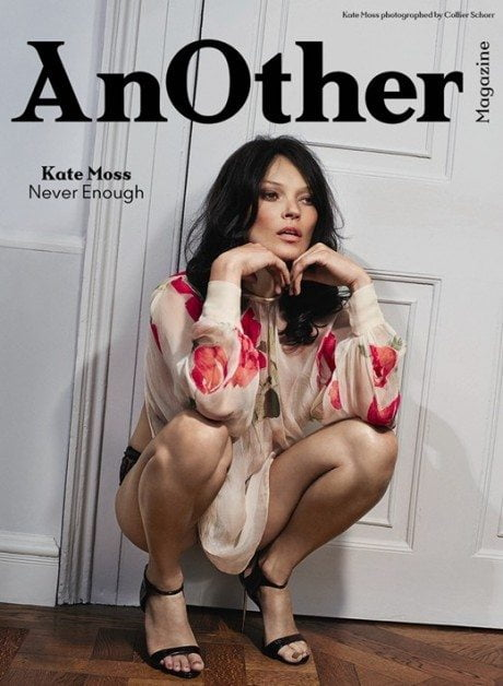 kate moss, icon, cover girl, photographer, fashion, magazine cover, Collier Schorr, Craig McDean, Willy Vanderperre, Alasdair McLellan, Another magazine, Autum/Winter 2014/15
