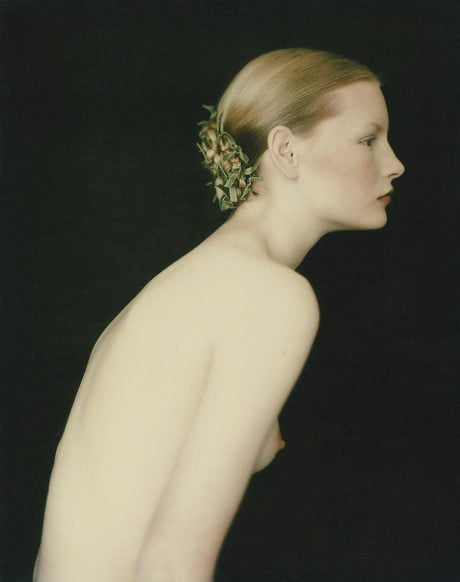 Paolo Roversi, portrait, nude, breast, photography, photographer