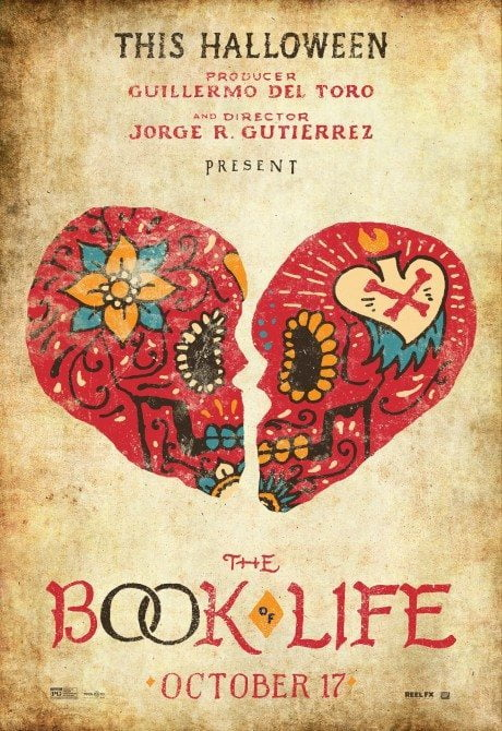 halloween. movie poster, Guillermo Del Toro, The Book Of Life, film, film poster, illustration, director