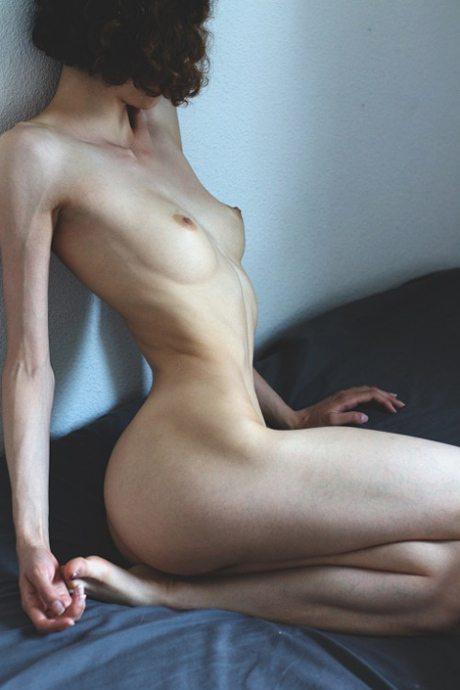 hayley noire, model, self-portrait, self portrait, photography, naked, nude