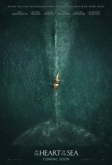 Ron Howard, movie, In The Heart Of The Sea, USA, 2014, movie poster, film poster, film, poster, director