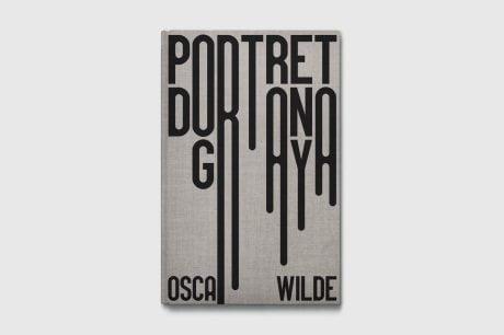 , dorian greyMaciej Ratajski Classics, Maciej Ratajski, book design, books, typography