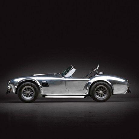 Shelby 289 Cobra Alloy, carroll shelby, sports car, classic car, automotive design, car