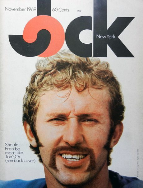 cover, jock, Jock New York magazine, November 1969, editor, mickey herskowitz, men's lifestyle, sports, lifestyle, magazine