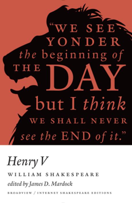 Broadview, Shakespeare, design, Michel Vrana, Broadview / 2014, book, book cover, illustration, typography