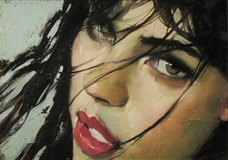 Malcolm Liepke, paintings, erotic, nude, naked