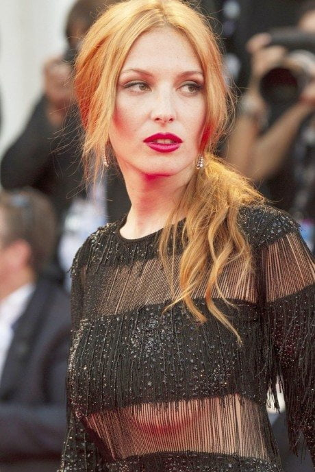 Josephine de la Baume, muse, actress, model, beautiful