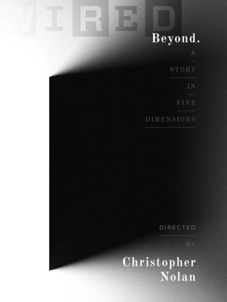 wired, wired magazine, magazine, magazine cover, christopher nolan, story