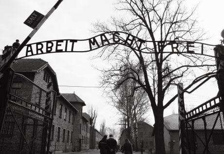 Auschwitz, Auschwitz-Birkenau, concentration camp, nazi, 70th anniversary, poland, germany, holocaust, jew, murder, final solution, albeit macht frei