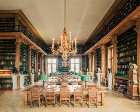 Franck Bohbot, Brooklyn, photographer, beautiful libraries, House Of Books, library, books, interiors, architecture