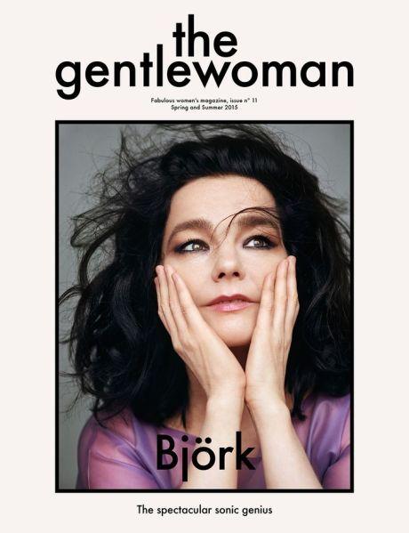 The Gentlewoman, No.11, SS 2015, Björk, photography, Alasdair McLellan, music, magazine, magazine cover