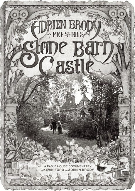 Adrien Brody, Ken Ford, documentary, Stone Barn Castle, poster, illustration, fable, sketch