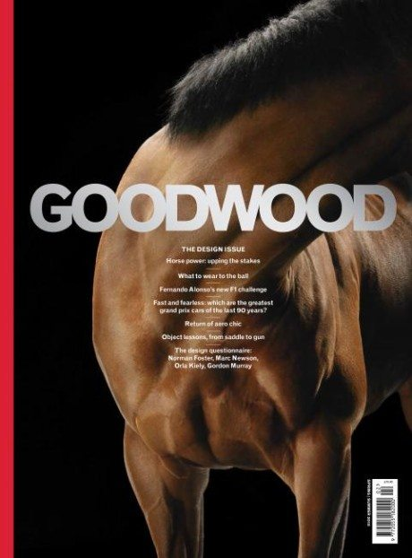 goodwood, magazine, lifestyle, horse, racing, motorsport, cover, magazine cover