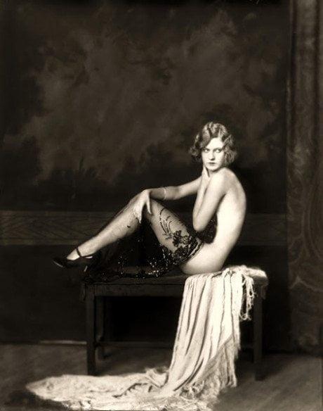 Ziegfeld Girls, 1920's, Alfred Cheney Johnston, vintage, erotic, photography, dance, retro
