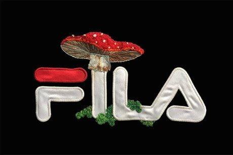 Iceland, artist, James Merry, sportswear, logo, floral, Nike, FILA, Umbro, embroidery, design, identity, branding