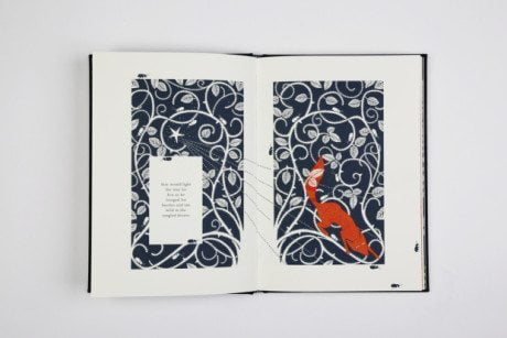 Penguin, Coralie Bickford-Smith, The Fox and the Star, book, book cover, illustration, typegraphy