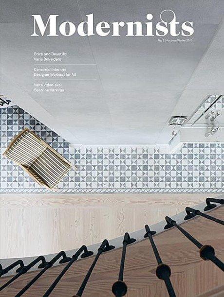 Modernists magazine, modernists, magazine, Baltics, magazine cover, cover, layout
