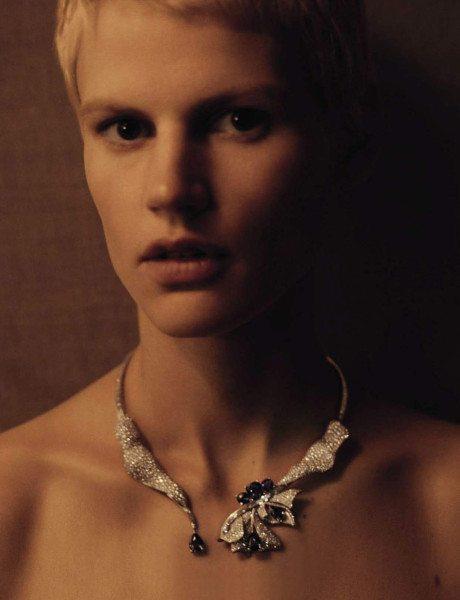 Marie Duhart, Odile Gilbert, Paolo Roversi, Robbie Spencer, Saskia de Brauw, Vogue Italia