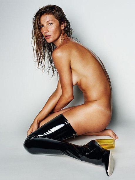 Gisele Bündchen, fashion, model, super-model, icon, photographer, naked, Mario Testino