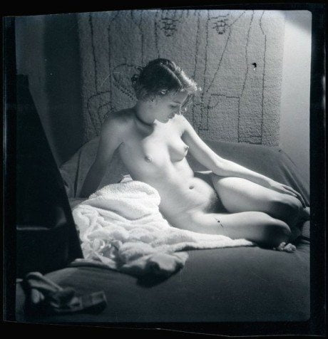 nude, naked, model, muse, photographer, Lee Miller, Man Ray