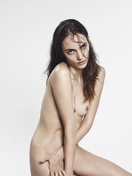 Zuzanna Bijoch photographed by Paola Kudacki for 25 Magazine No.4.