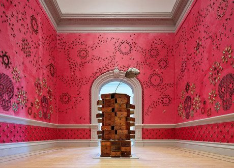 Jennifer Angus At The Renwick Gallery