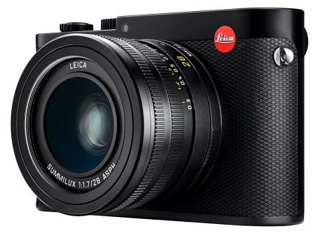Leica Q is a photographer's dream. It's a 28mm, f/1.7 aperture Summilux