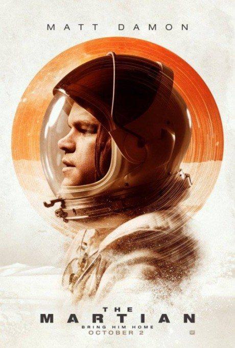 the martian, ridley scott, matt damon, science fiction, film, film poster, movie poster, poster