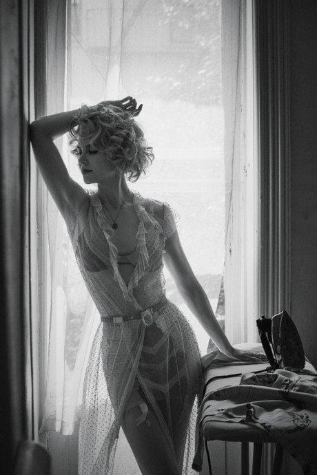 Interview October 2015 Nicole Kidman by Fabien Baron